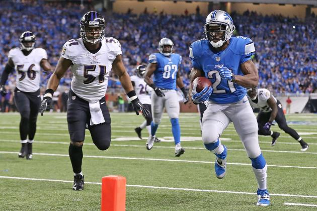 Baltimore Ravens vs. Detroit Lions: Live Score, Highlights and Analysis