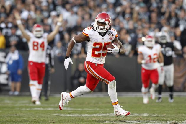 Chiefs Offense Has Found Blueprint for Success with Jamaal Charles