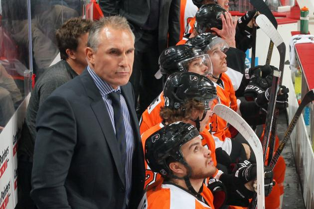 What Are Craig Berube's Chances to Be Philadelphia Flyers Coach in 2014-15?
