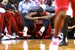LeBron Says He's Day-to-Day with Ankle Injury