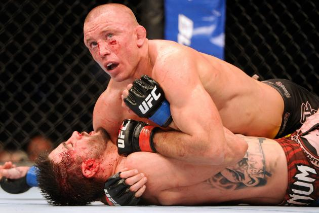 Zahabi: GSP Considered Taking Time off Before UFC 154 Fight with Carlos Condit