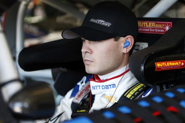 Is Rising NASCAR Star Kyle Larson Taking on Too Much, Too Soon?