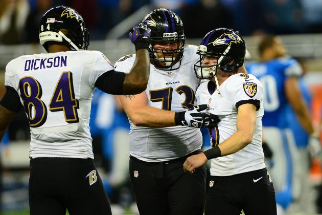 Ravens Control Their Playoff Destiny