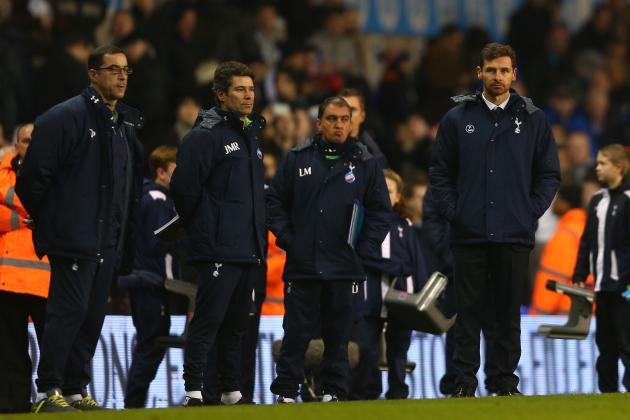 Andre Villas-Boas' Refusal to Change Required Tottenham to Make a Change for Him