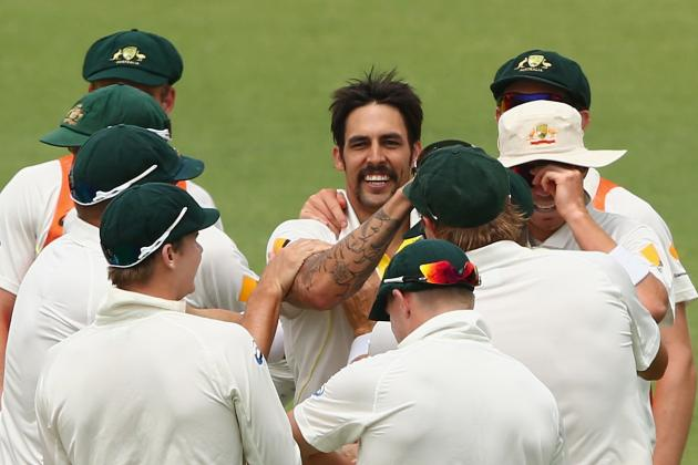 Australia vs. England Ashes 2013: Day 5 Scorecard, Report from 3rd Test at Perth