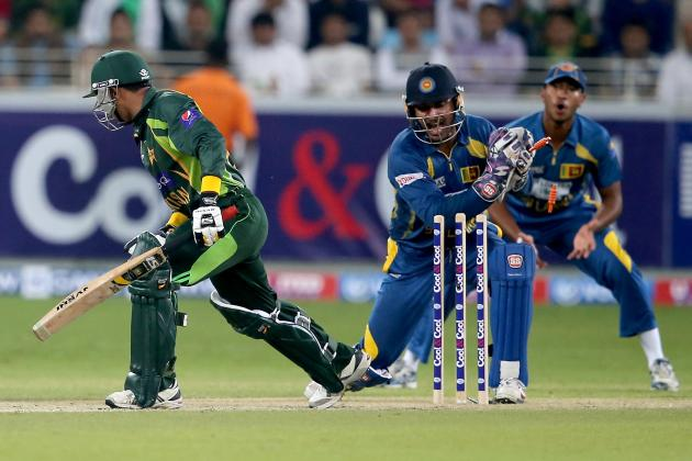 Pakistan vs. Sri Lanka, 1st ODI: Date, Time, Live Stream, TV Info and Preview
