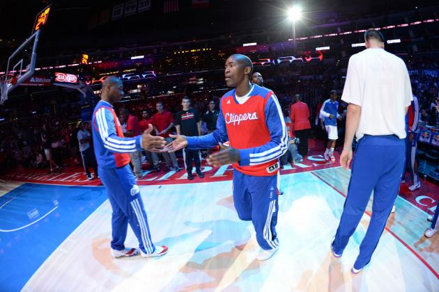 Breaking Down Jamal Crawford's Role and Importance for LA Clippers