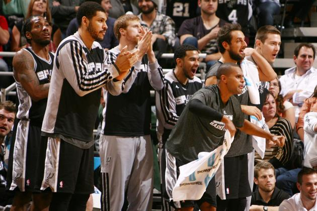 Are the San Antonio Spurs Deeper Than Ever?