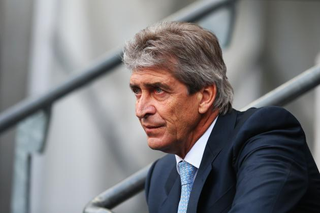 Manuel Pellegrini Taunts Barcelona Before Manchester City Champions League Clash