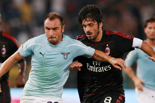 Gennaro Gattuso and Cristian Brocchi Houses Raided in Match-Fixing Investigation