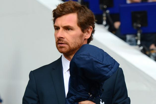 Andre Villas-Boas Reportedly Refused Chance to Save His Tottenham Job