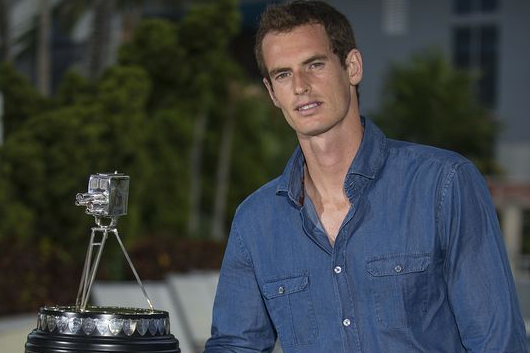 Adidas Trolls Murray After Personality Award
