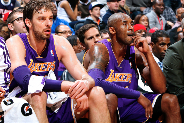 How Will LA Lakers Management Bolster Kobe Bryant's Supporting Cast?