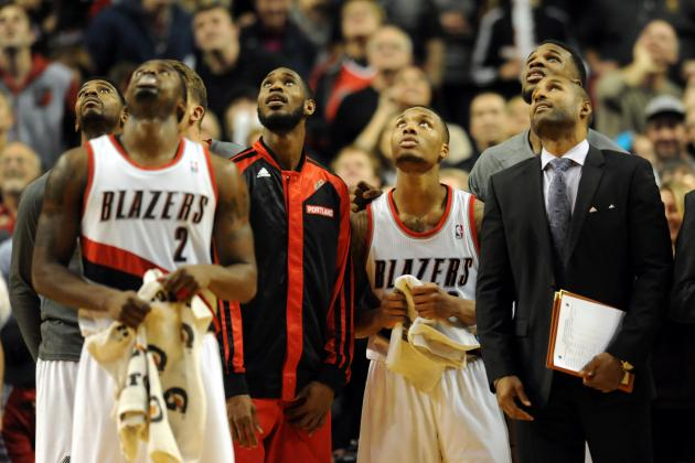 Portland Trail Blazers: NBA Title Favorites or Overrated Team?