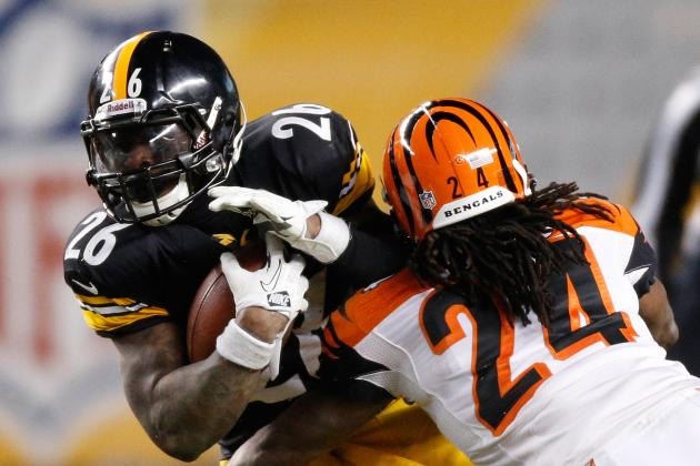 Rookie Running Back Bell Leads Improved Ground Game for Steelers