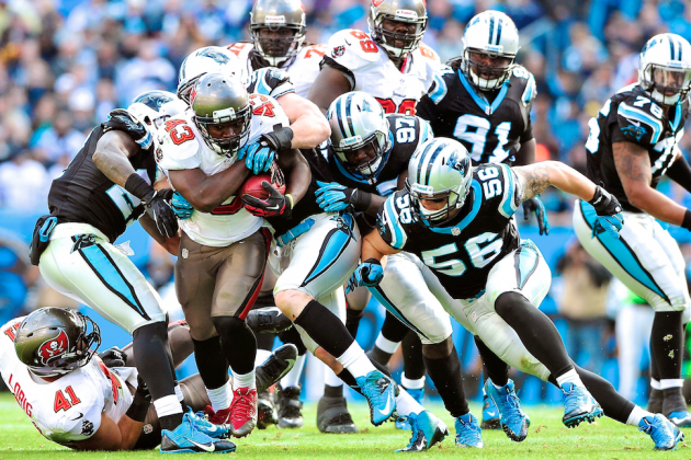 Panthers Defense Could Be the Story of the NFL Season, but Big Test Awaits