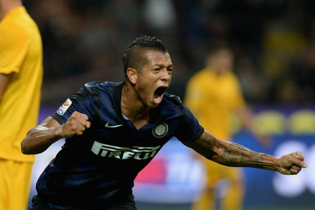 Chelsea Transfer Rumours: Blues Lead Manchester United in Fredy Guarin Chase