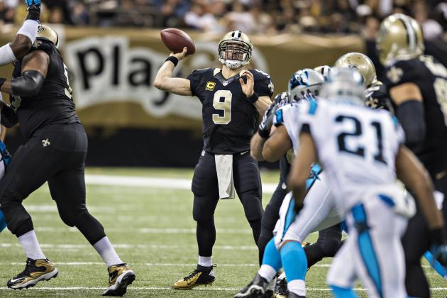 Carolina Panthers Need Answer for Drew Brees