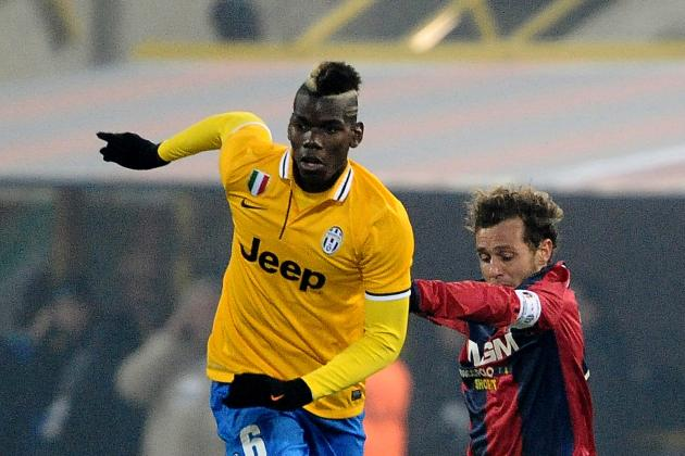 Report: PSG Ready to Swoop for Juventus-Star Pogba in January