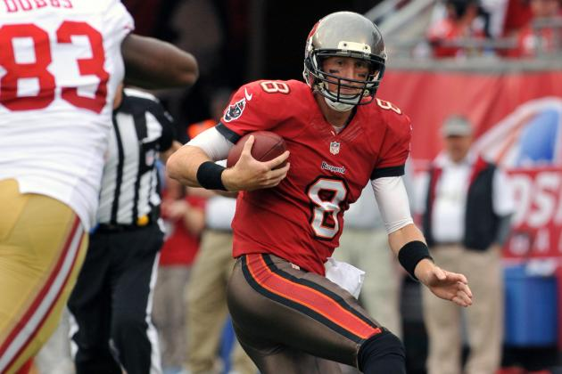 Bucs Can't Stay Long in Hurry-Up Mode