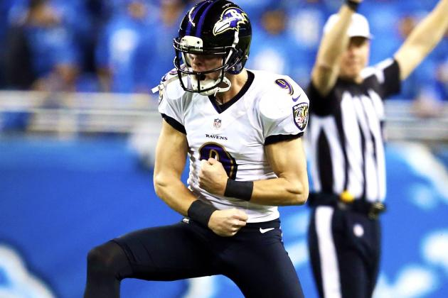 Justin Tucker, Defense Help Ravens Rediscover Their True Identity