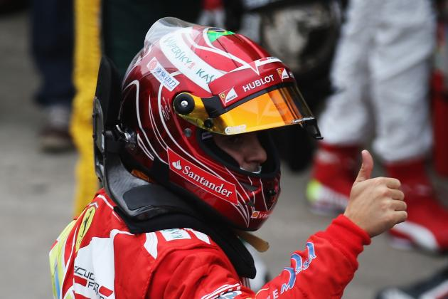 Understanding Ferrari's Emotional Goodbye to Felipe Massa