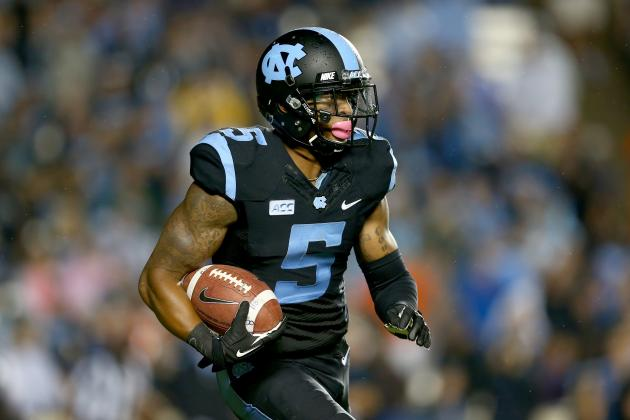 Cincinnati vs. North Carolina Betting Odds: Belk Bowl Prediction