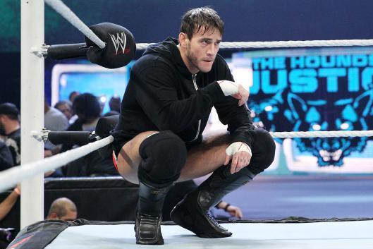 CM Punk's Return to Main Event Scene Would Jump-Start Road to WrestleMania