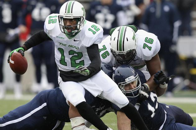 Military Bowl Betting Odds: Marshall vs. Maryland Analysis, Prediction, Trends