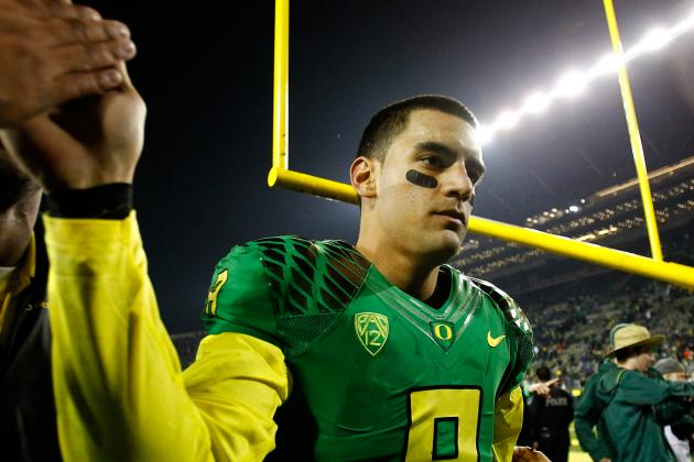 Heisman Snub Gives Marcus Mariota High Bar for 2014