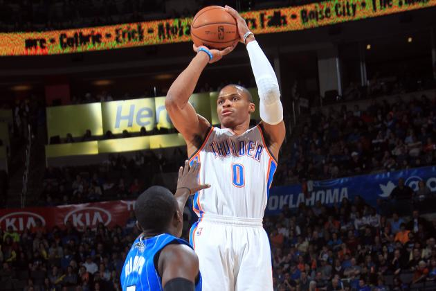 Russell Westbrook Joins Team Anti-Long 2-Pointers, Advocates for More 3-Pointers