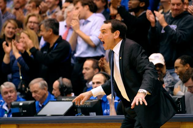 Duke Basketball: Where Blue Devils Stand in Battle for ACC Supremacy