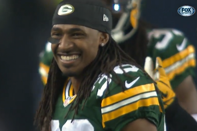 Green Bay Packers: History Repeats Itself for Tramon Williams in Big D