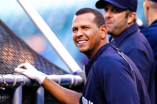 Alex Rodriguez Closes in on Tell-All Book Deal, Documentary About His 'Battle'