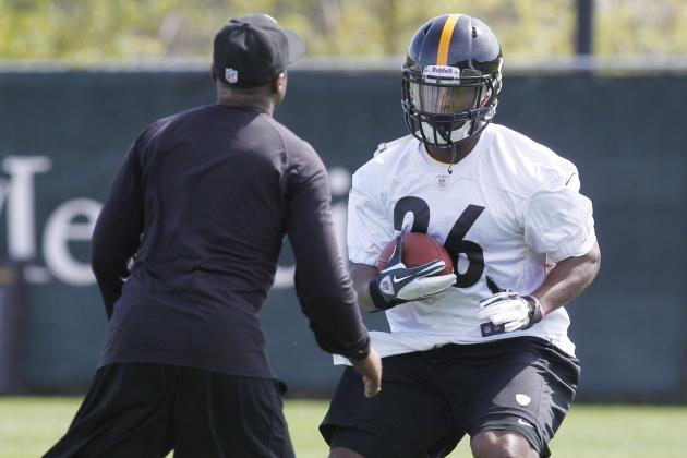 Mike Tomlin: Le'Veon Bell Was Easy Choice over Eddie Lacy