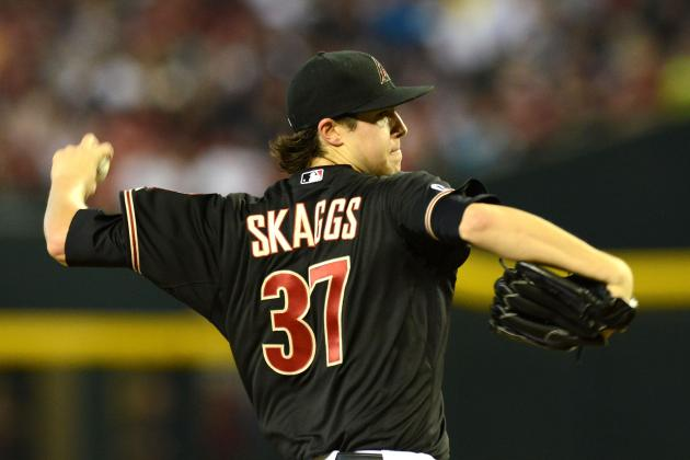 Skaggs Excited to Start over Again with Halos