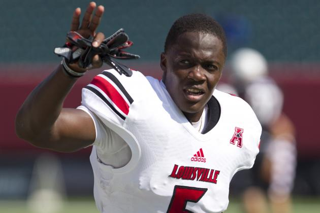 Teddy Bridgewater Would Be Best off Declaring for NFL Draft