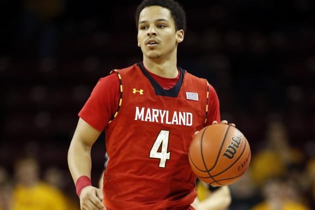 Recovery Remains on Track for Maryland Point Guard Seth Allen