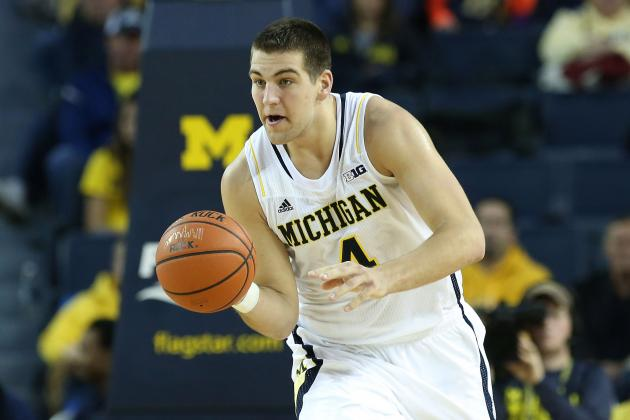 Michigan Basketball: How Wolverines Should Match Up with No. 1 Arizona