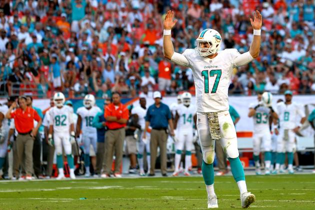 No. 2 Seed: Miami Dolphins' Best-Case AFC Playoff Scenario