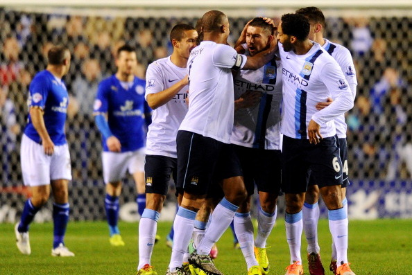 Leicester vs. Manchester City: Capital One Cup Live Score, Highlights, Report