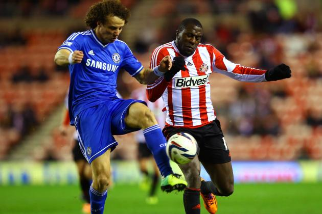 Sunderland vs. Chelsea: Capital One Cup Live Score, Highlights, Recap