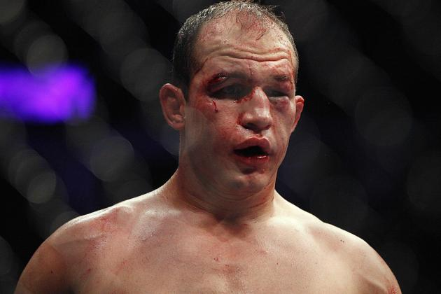 UFC 168: If You're Junior Dos Santos, You're Hoping for a Josh Barnett Win