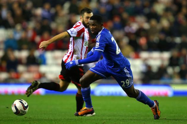 Sunderland vs. Chelsea: Live Player Ratings for the Blues