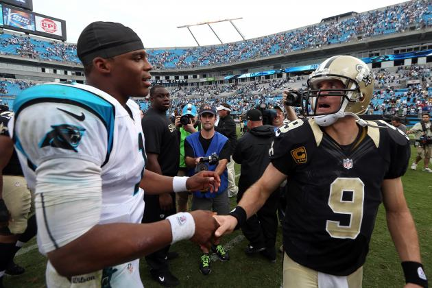 Debate: Which QB Is More Valuable to Their Team, Brees or Newton?