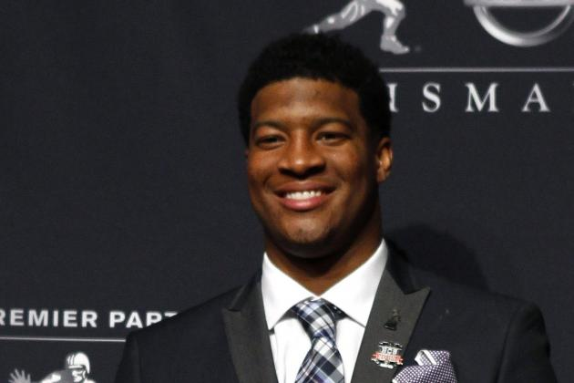 Jameis Winston Headlines 2013 AP All-America Team
