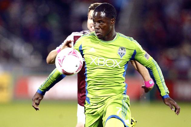 Eddie Johnson Traded from Seattle Sounders to D.C. United
