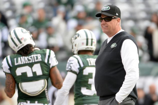 Pros and Cons of the Jets Retaining Rex Ryan