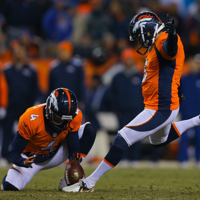 Denver Kickers: 2013 Fantasy Football Kicker Rankings: NFL Week 16
