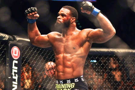 Carlos Condit to Face Tyron Woodley at UFC 171, After Nick Diaz Balks